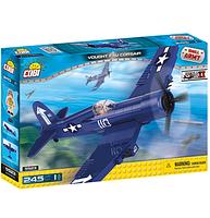 Конструктор Вторая Мировая Война Самолет Чанс-Воут F4U Корсар, COBI