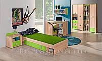 Комплект детской подростковой мебели Коллекция MIKI