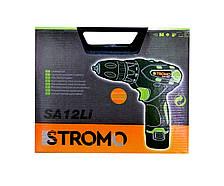 Аккумуляторный шуруповерт STROMO SA 12 Li, фото 2