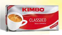 Кофе молотый Kimbo Classico Quatro Италия 1кг.