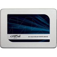 "SSD 275Gb, Crucial MX300, SATA3, 2.5"", TLC (3D V-NAND), 530/500 MB/s (CT275MX30"