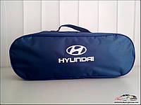 Набор автомобилиста, сумка тех. помощи HYUNDAI синяя