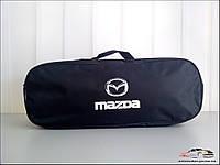 Набор автомобилиста, сумка тех. помощи Mazda черная