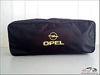 Набор автомобилиста, сумка тех. помощи OPEL черная