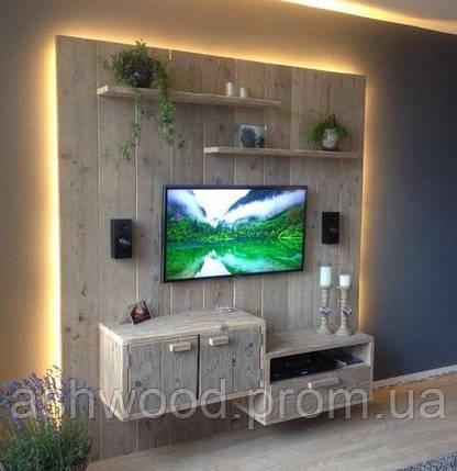 Тумба wood old TV, фото 2