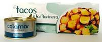 Осьминог в маринаде «по-морскому» Hacendado Tacos a la Marinera ,3x80g (240g)