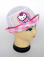 Детская шляпка Hello Kitty