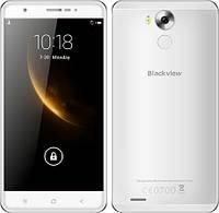 """Смартфон Blackview R6 White 5.5"""" 3/32Gb +силікон і навушники"""