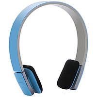 Беспроводная стерео-гарнитура C-8200/ BN23 синяя для музыки и связи bluetooth 4.1 наушники плеер спортивная