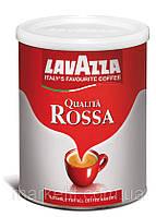 Кофе молотый из Италии Lavazza Qualita Rossa ж/б 250 г., фото 1