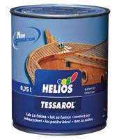 Лак для лодок Helios Tessarol Хелиос Тесарол 10л