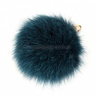 - меховой брелок Katerina Fox из натурального песца (KF-873)