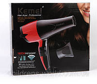 Сушка для укладки волос Kemei KM 8893