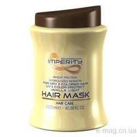 Маска VanillaLight сухе окрашенные волосы 400 мл IMPERITY