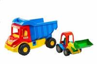 "Машинка грузовик Wader ""Mini truck"" 39219"
