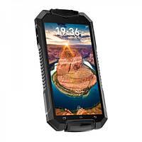 Смартфон Geotel A1 IP67 black 1/8Gb 4 ядра Android 7.0