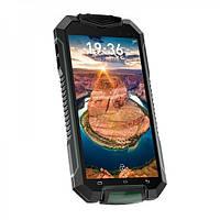 Смартфон Geotel A1 IP67 black-green 1/8Gb 4 ядра Android 7.0