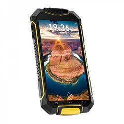 Смартфон Geotel A1 IP67 black-yellow 1/8Gb 4 ядра Android 7.0
