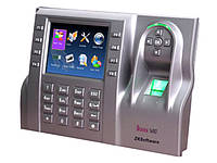 Терминал контроля доступа по отпечатку пальца ZKSoftware iClock580
