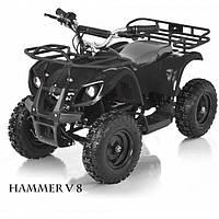 Квадроцикл детский Хаммер 800 Ватт 4888 черный