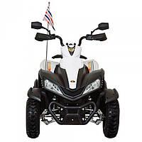Квадроцикл детский EVA колеса с флажком