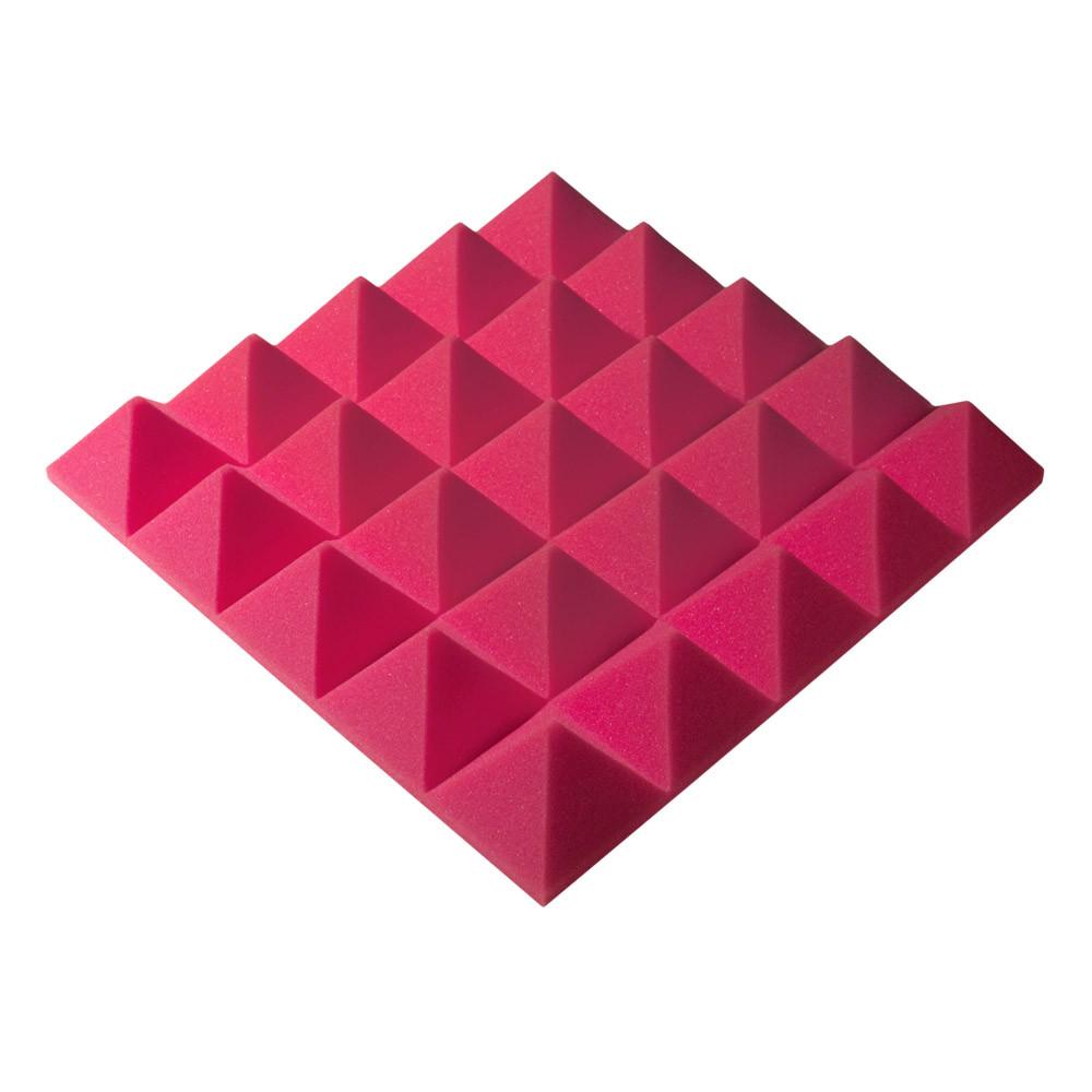 Акустический поролон Ecosound пирамида Pyramid Gain Rose 45х45см, 70 мм.