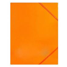 """Папка А4 на резинке 1288 """"Neon"""" (ламинированный картон)"""