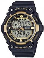 Наручные мужские часы Casio AEQ-200W-9AVEF оригинал