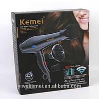 Фен для волос Kemei KM-3319