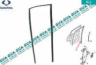 Уплотнитель внутренний стекла задней левой двери 7337132000 SsangYong KYRON, SsangYong ACTYON
