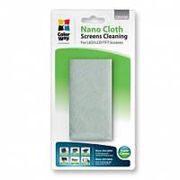 Нано-салфетка ColorWay (CW-6109) для чистки TFT/LCD экранов