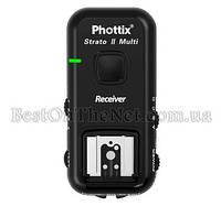 Приемник радиосинхронизатора Phottix Strato II Multi 2.4GHz (для Canon, Nikon, Sony) [Nikon]