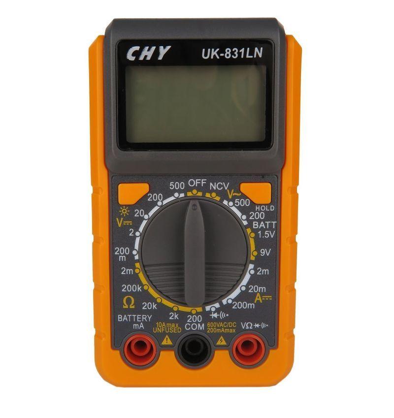 Мультиметр jt 830ln инструкция по применению