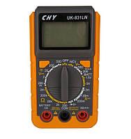 Цифровий мультиметр UK-831LN, фото 1