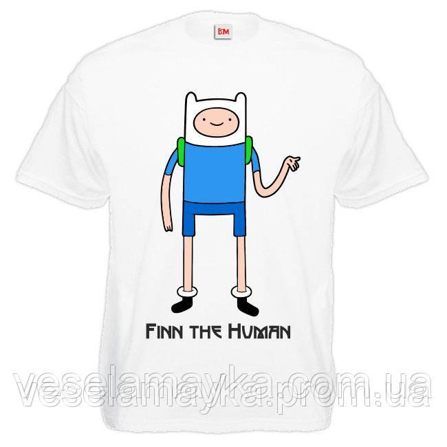 """Футболка """"Финн парнишка (Finn)"""""""