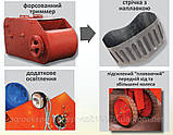 Зернометатель  ЗМ-60У усиленный, фото 3