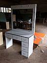 Стол для визажиста с большим количеством ящиков, фото 4