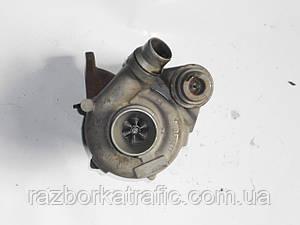 Турбина 2,0 на Renault Trafic, Opel Vivaro, Nissan Primastar