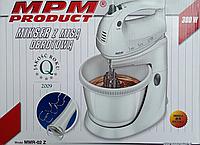 Миксер MPM MMR-02Z стационарный