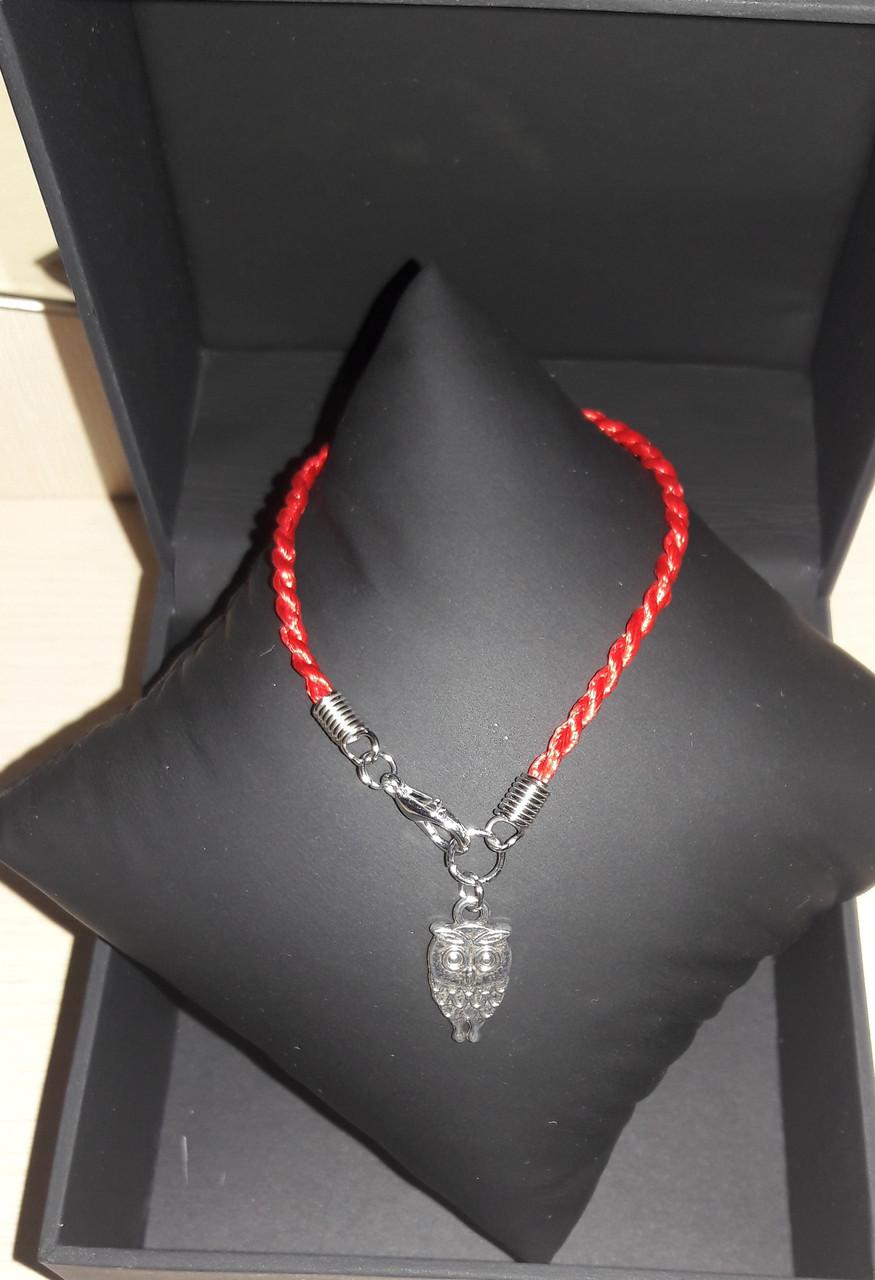 браслет красная нить с подвеской что означает со знаком
