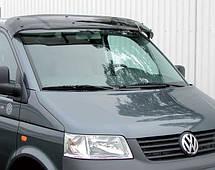 Козырек на лобовое стекло фольксваген транспортер, солнцезащитный козырек для фольксваген Т-4 и Т-5