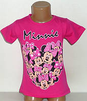 """Футболка """"Minnie"""" для девочек 5 лет"""