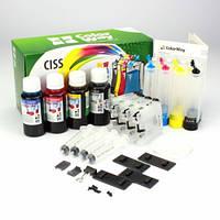 Ассортимент продукции ColorWay пополнился  новыми  моделями СНПЧ к МФУ BROTHER и HP