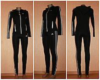 Молодежный спортивный костюм. эластик.  р-ры 38-40,42-44,46-48,50-52