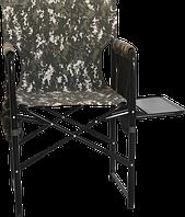 Кресло Режиссерское с полкой камуфляж (Time Eco TM)