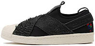 Женские кроссовки Adidas Superstar Slip-On Year of the Rooster Black