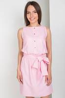 Платье из льна 2 цвета размер  L