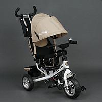 Детский трехколесный велосипед Best Trike 6588,бежевый