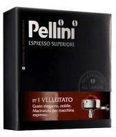 Кофе молотый из Италии Pellini Espresso n.1 Vellutato Duo 500 г., фото 1