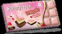 """Шоколад Schogetten Trilogia Frut (""""Шогеттен Трилогія малина), Германия, 100 г"""